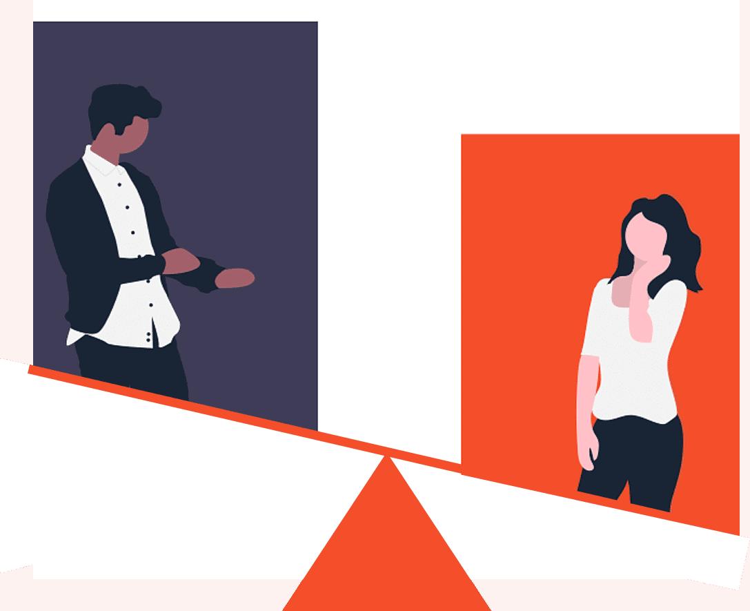 déséquilibre candidat et recruteur