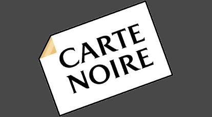 Logo client Carte Noire