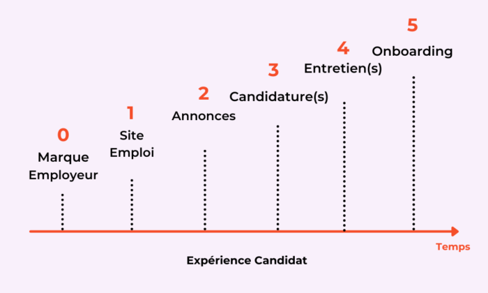 experience candidat