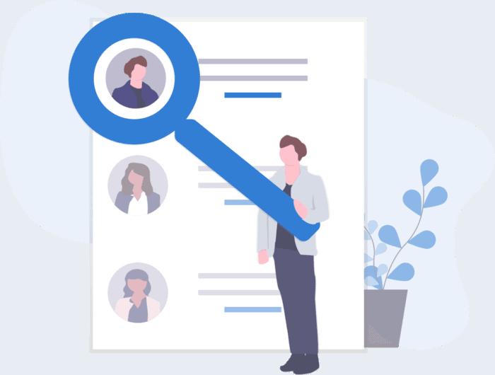 recherche candidats évènement de recrutement