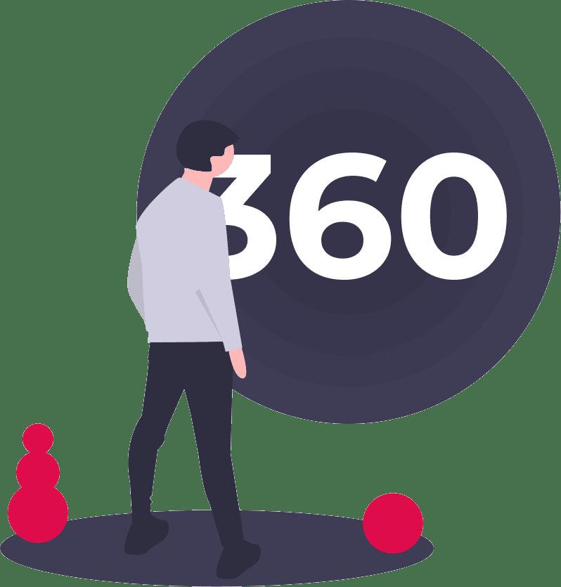 Image illustrant l'article La marque employeur 360