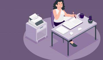 Image illustrant l'article Copywriting RH : 10 conseils pour (bien) vous lancer