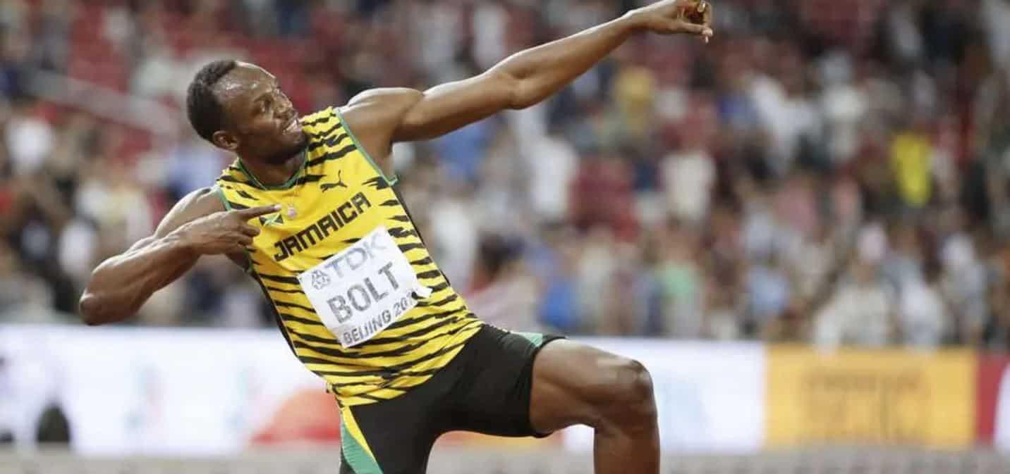 Virgin Expérience Candidat Usaint Bolt