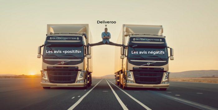 Uberisation & Recrutement Deliveroo